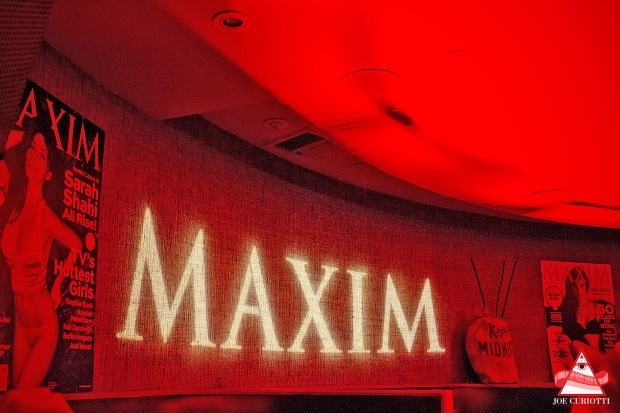 Maxim Magazine NYE 2013 Party