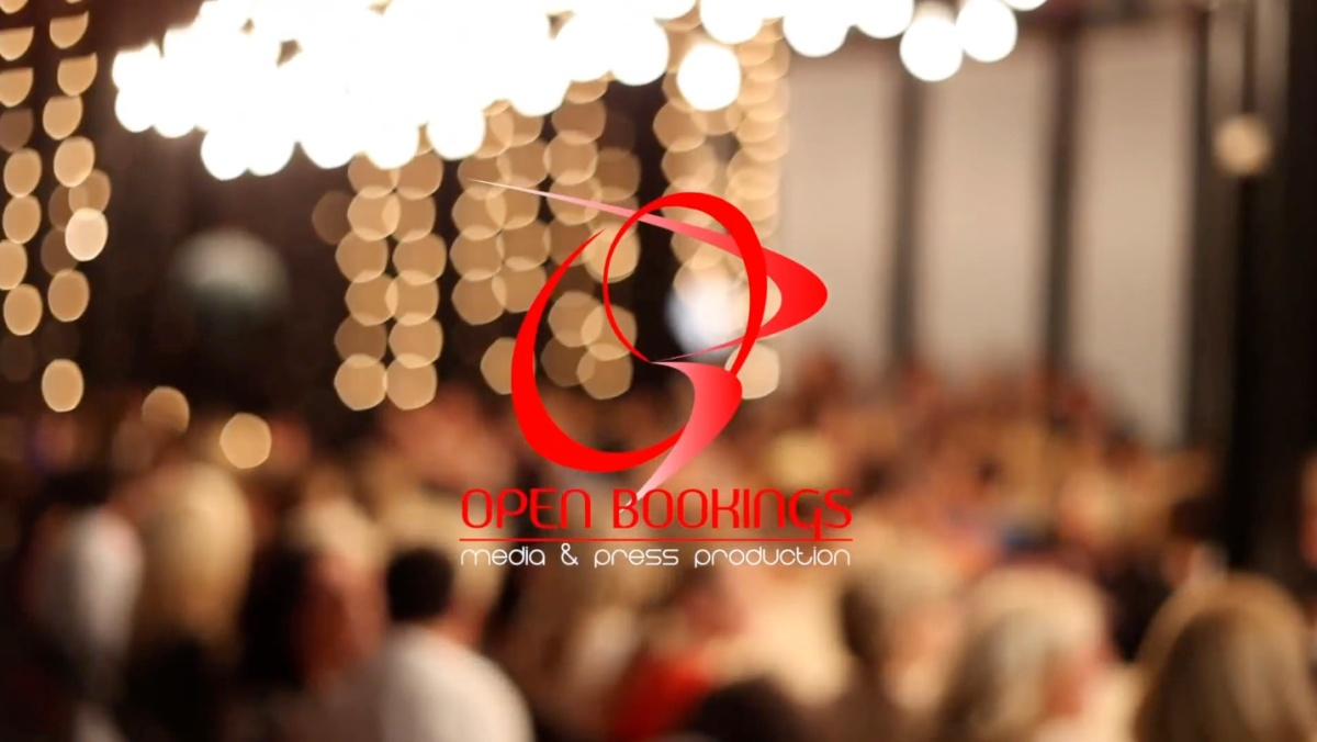 Open Bookings Media & Press Production